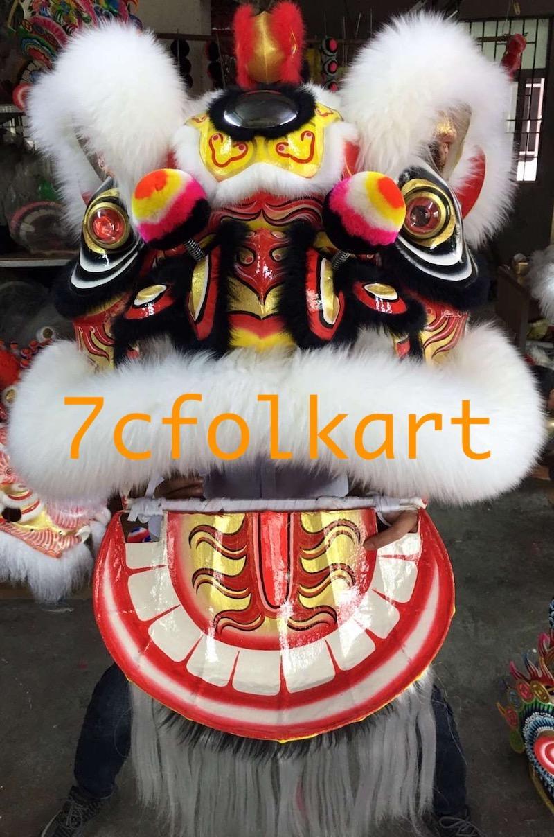 Futhok style lion heads of good quality 1