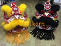Futsan style lion heads in different
