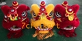 Futsan lion heads in different colors 4