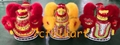 Futsan lion heads in different colors 5