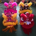 Futsan lion heads in different colors 1