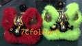 Futsan lion heads in different colors 8