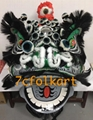 Futsan style traditional lion heads with bristle of good quality