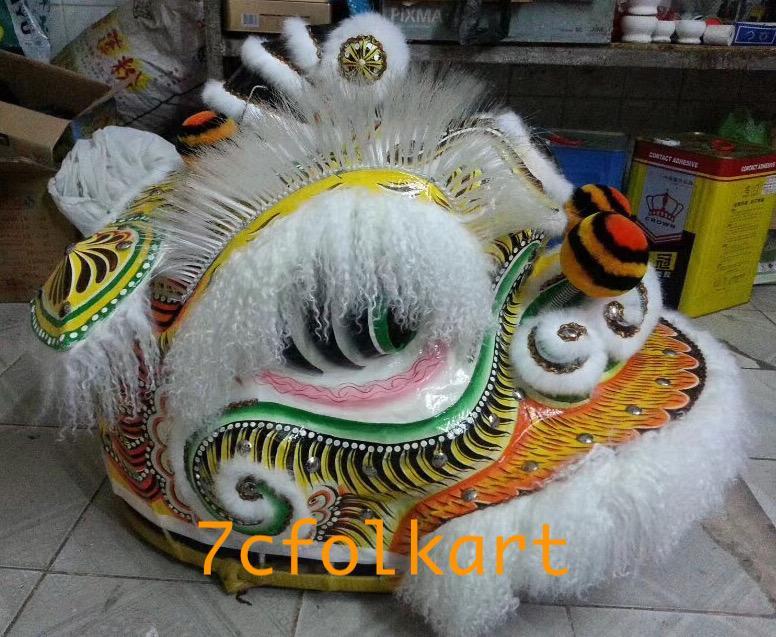 Ram fur hoksan style lion heads of good quality 3