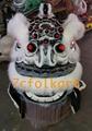 Ram fur hoksan style lion heads of good quality 4