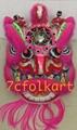 Ram fur futhok style lion heads of good quality 10