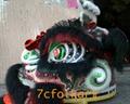 Ram fur futhok style lion heads of good quality 13