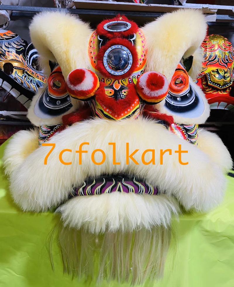 Law Fu Zi lion heads 2