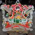 Traditional futsan lion heads