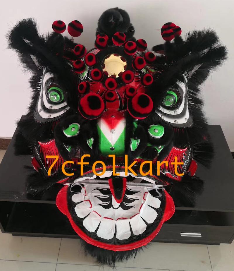 Futsan style traditional lions 2
