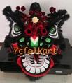 Futsan traditional lion heads