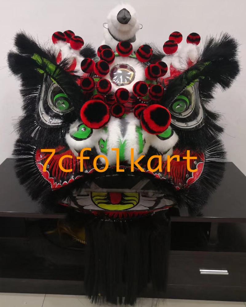 Futsan style traditional lions 5