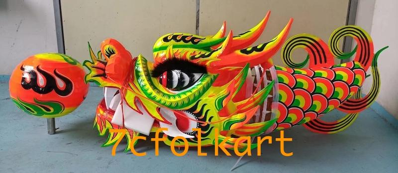 Chinese competition dragons 6