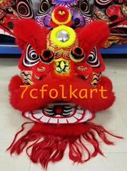 Futsan style lion heads