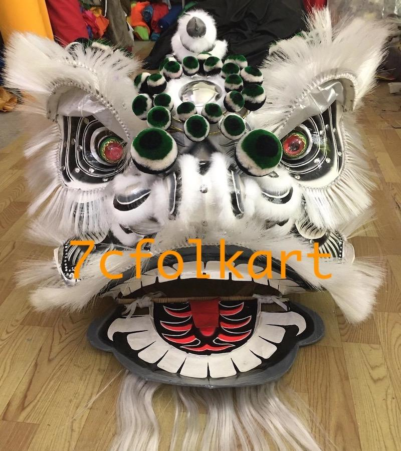 Good quality traditional lion heads 8