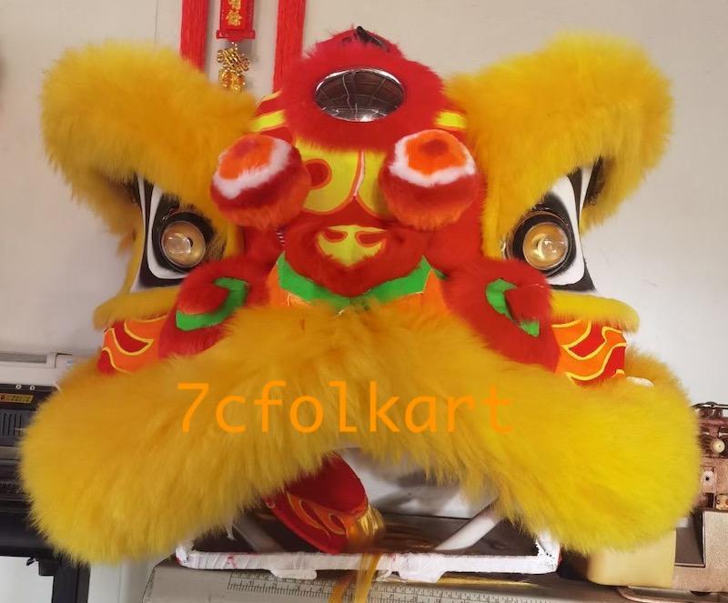 Futsan style lion heads 3
