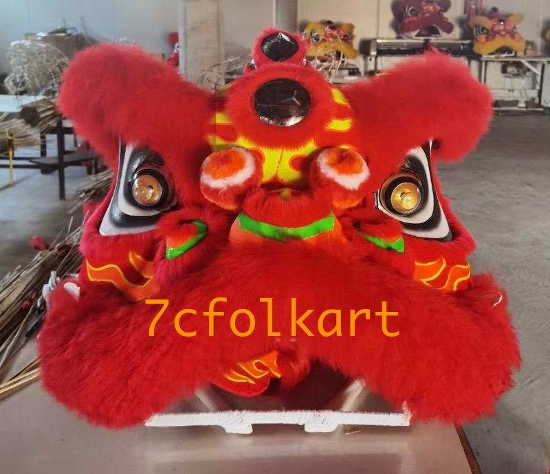 Futsan style lion heads 4