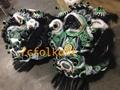 Ram fur futsan style lion heads of good quality 4