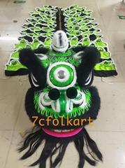 Traditional hoksan style lions