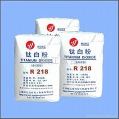 塑料用金红石型钛白粉