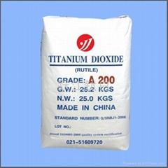 重金属低的环保型钛白粉