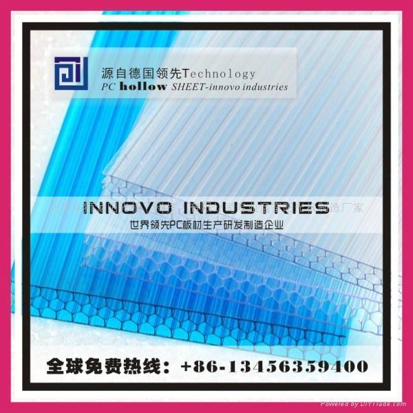 Greenhouse sunshine polycarbonate sheet 1