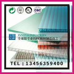 pc sheet profiles/accessories polycarbonate sheet