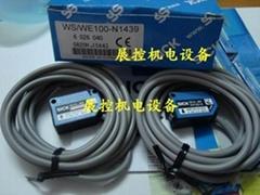 施克SICK光電開關WS/WE100-N1439