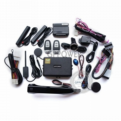 Honda CIVIC Remote Engine Starter Systems With Smart Key Systems