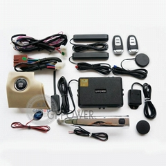 Toyota REIZ Distance Remote Start Engine Kit & Keyless Entry Systems For Cars