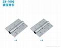 5寸可调式90度定位不锈钢液压