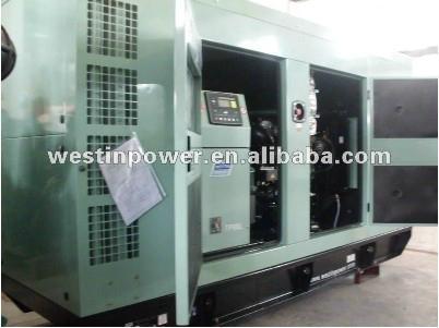 Diesel Generator set(TP200) 1