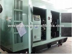 Diesel Generator set(TP200)