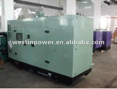 Diesel Generator set(TP200) 2