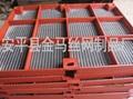 不锈钢焊接式矿筛网