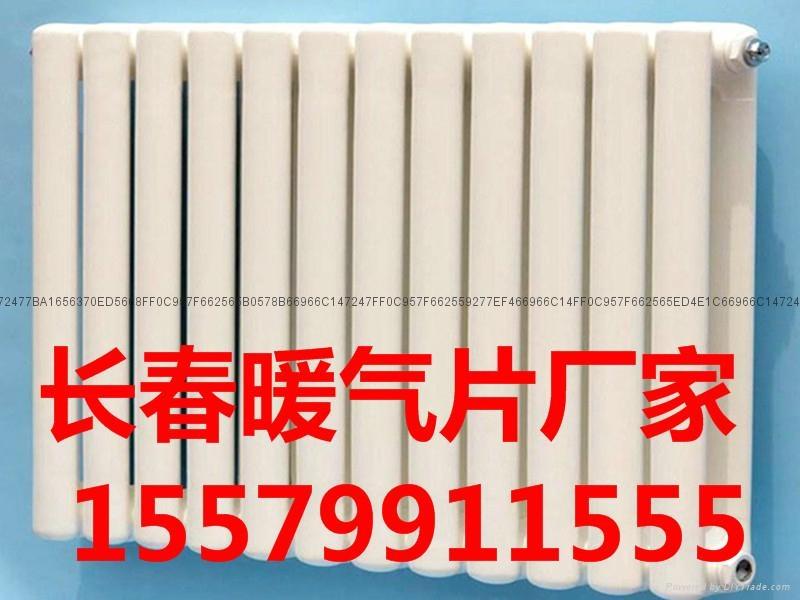 長春翅片管散熱器 3
