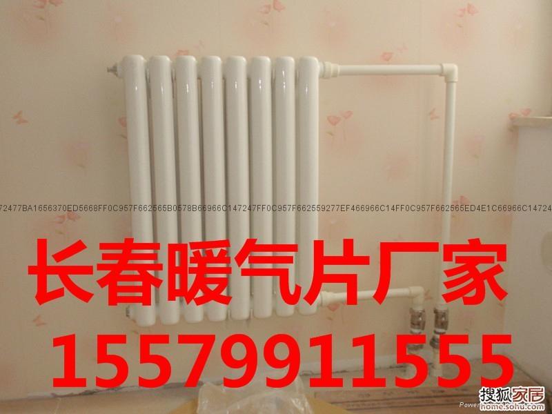 長春翅片管散熱器 4