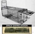 Foldable Cat trap fox trap opossum trap