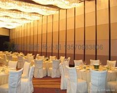 酒店宴会厅隔音墙