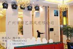 廣州活動推拉折疊門