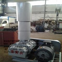 水產養殖三葉羅茨風機高性能低噪音