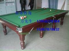 宁海台球桌