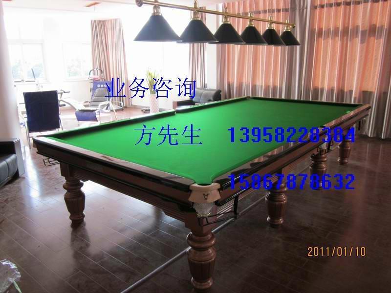 象山台球桌 3