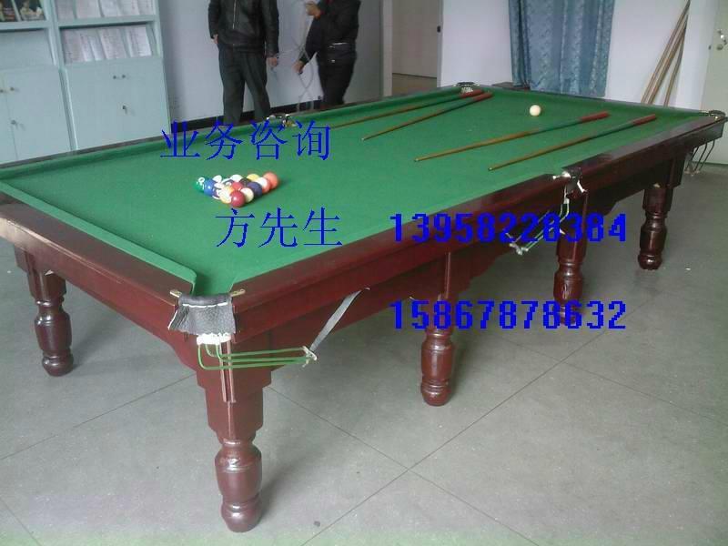 象山台球桌 5