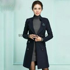 时尚职业大衣