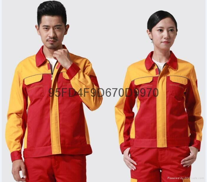 工装、职业工服、工程服装 4