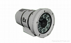 Explosion-proof infrared zoom camera