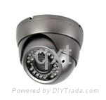 30M Vandalproof IR Dome Camera