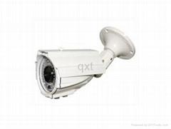 Weatherproof IR varifocal cameras
