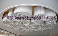 GRG装饰线板